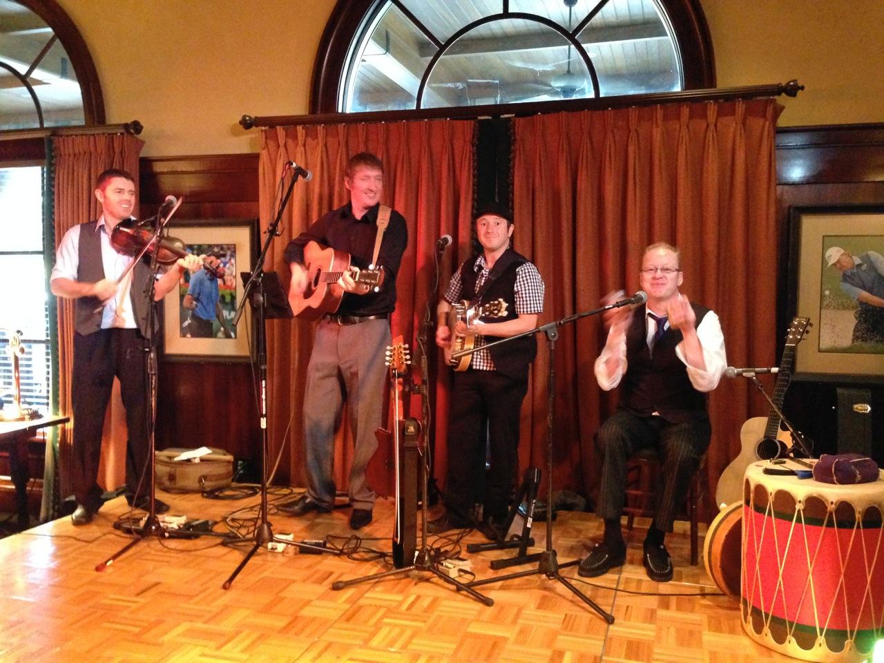 Pirates, Irish Folk Band, and Riverdance - Houck Talent